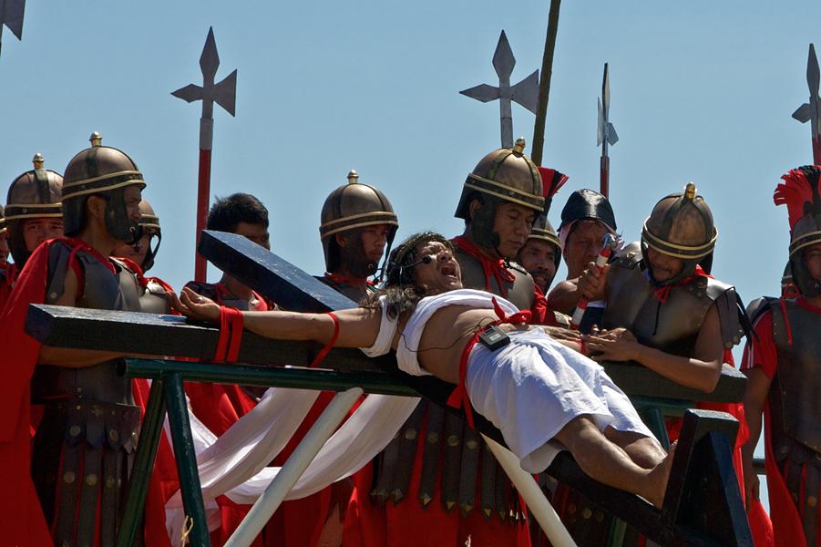 Phillipines Crucifixions