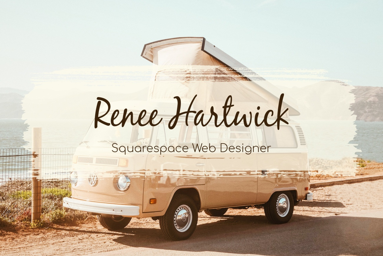 renee hartwick asheville web designer