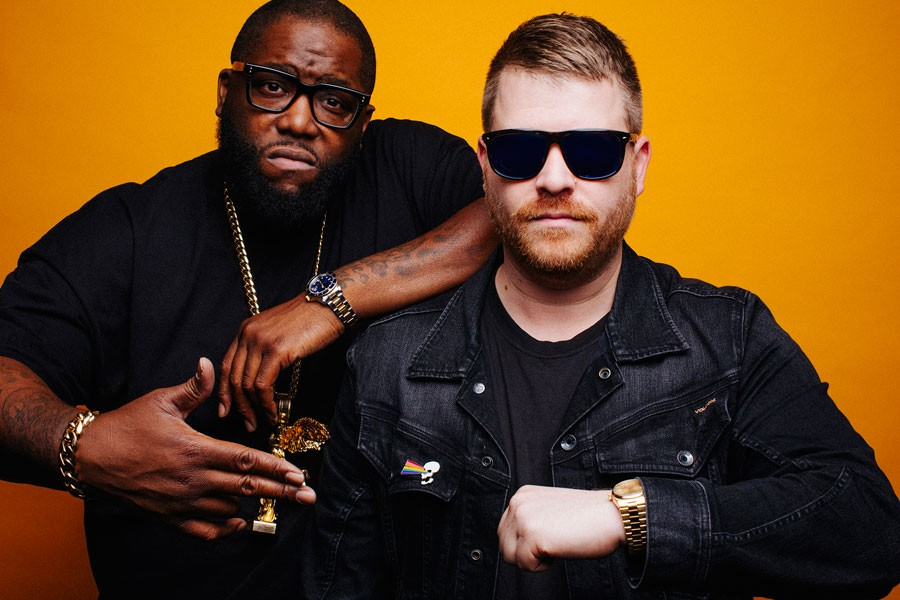 Hand enthusiasts, Run The Jewels