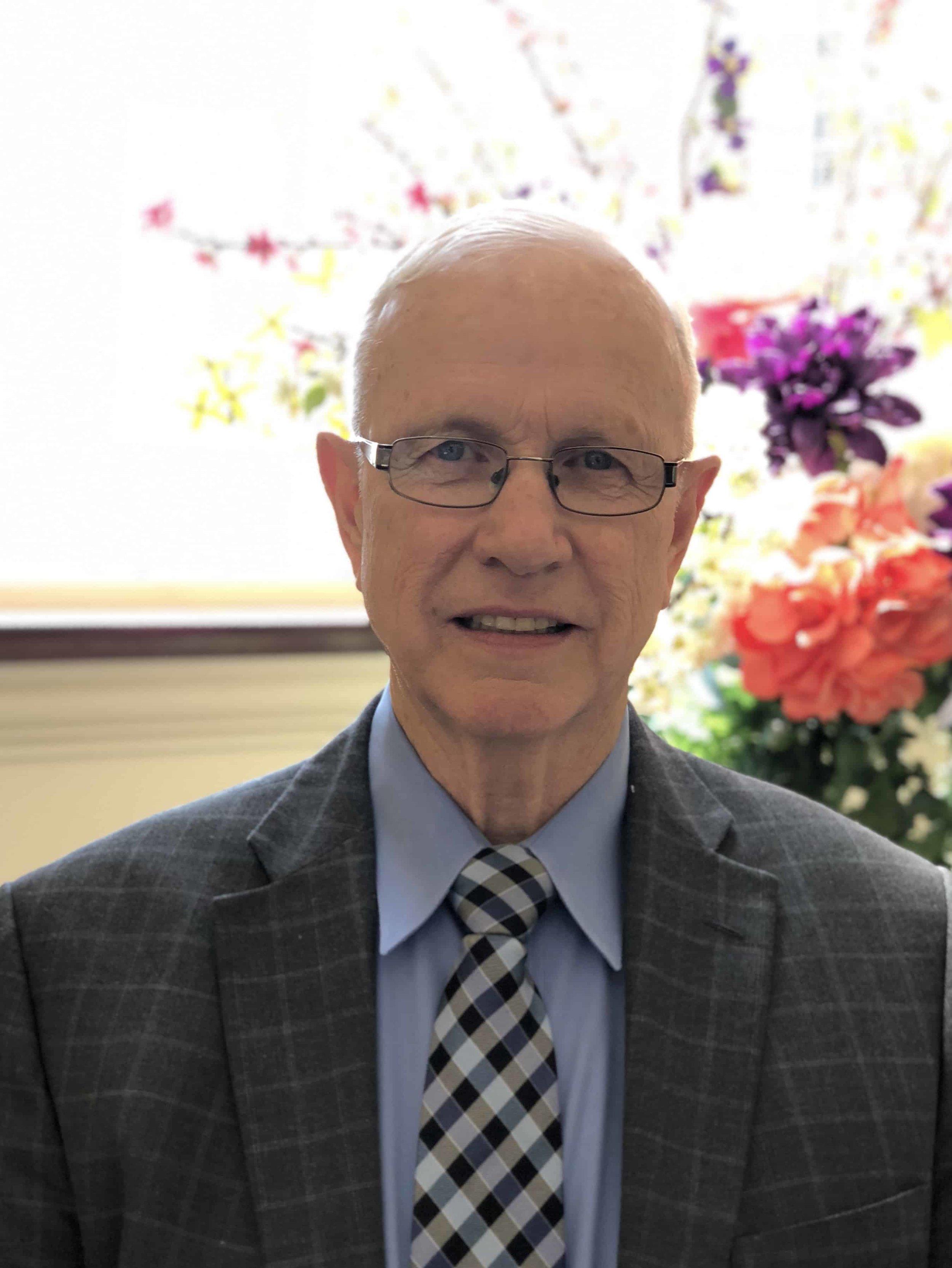 CHUCK HERRELL - Pastor Emeritus