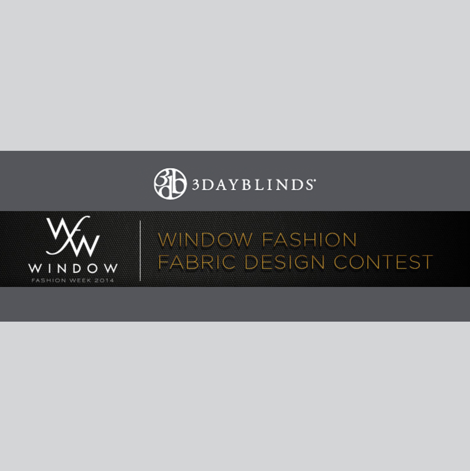 3Day Blinds Fabric Design Contest
