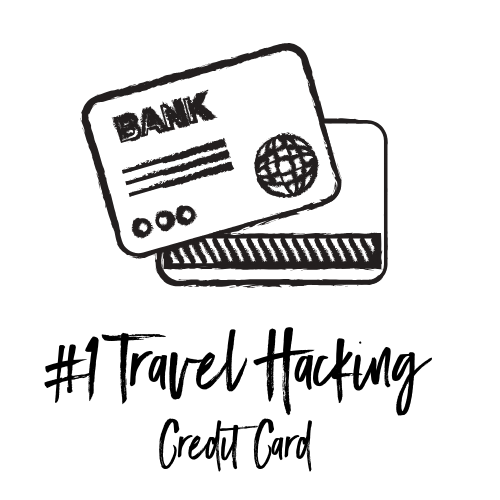 Chase Sapphire Preferred - the most recommended Travel Hacking credit card in the FI community