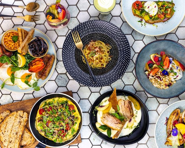 Dreaming of brunch @ Silk Cafe in World Square 🙌#worldsquare