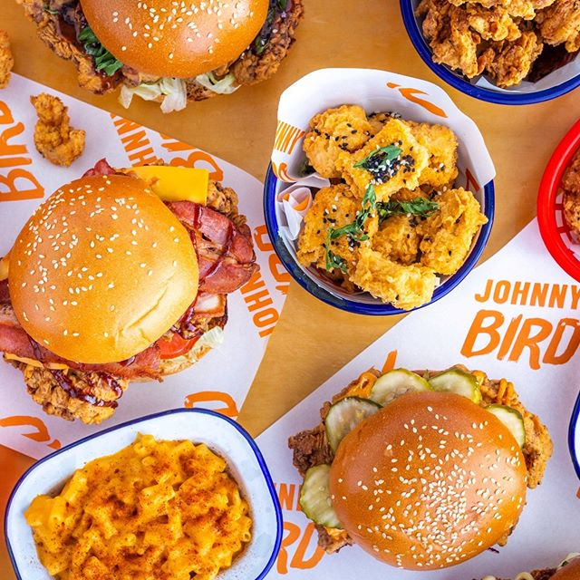 All you can eat chicken? Please and thank you. 🍗@johnnybirdau @deliveroo_au