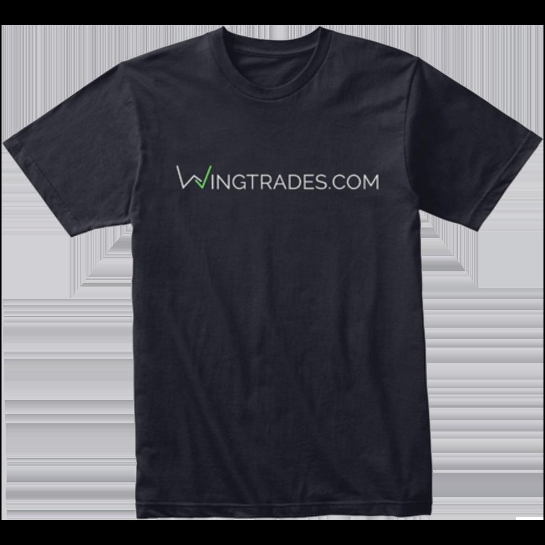 Wingtrades Logo Tee
