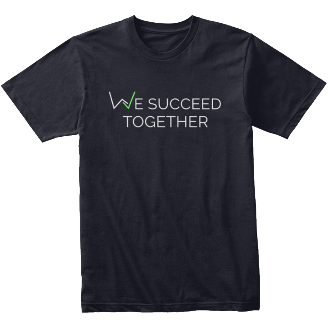 Teeshirt - We Succeed Together.png