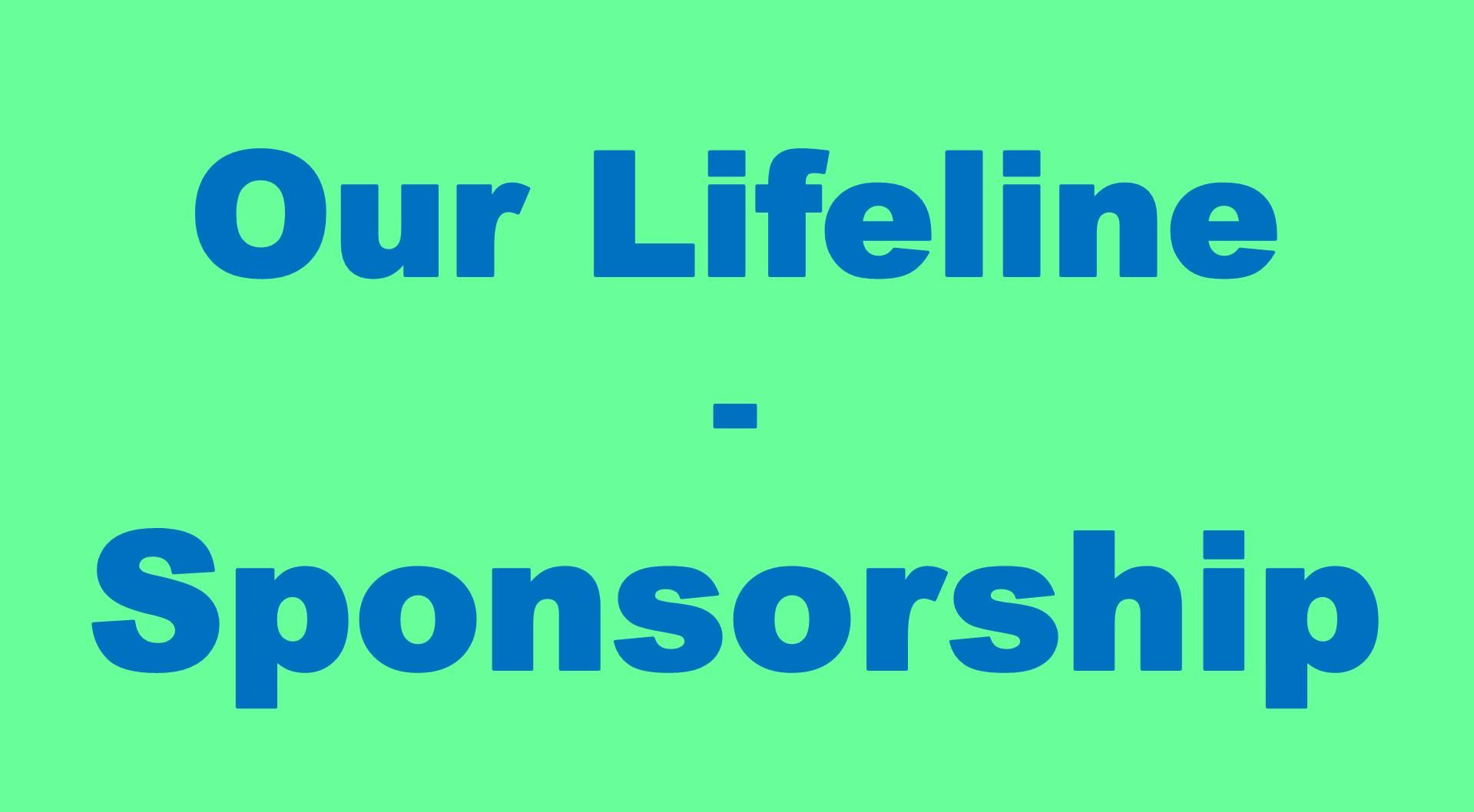 Please consider sponsoring DVR