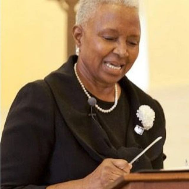 """To the Board of Trustees, Faculty, Staff, Students, Alumni, and Friends For Payne:  On behalf of President Michael Brown, it is with deep and sincere regret that we acknowledge the passing of the 16th President of Payne Theological Seminary, Dr. Leah Gaskin Fitchue. We pray that all may live long and prosper, but as in all things we bow to the will of Almighty God and we pray her eternal rest.  Funeral arrangements will be held on Friday, June 28, 2019 at Mother Bethel AME Church, 419 S. 5th Street, Philadelphia, PA 19147 (Phone: 215.925.0616). The viewing begins at 9:00 am, and the Celebration of Life & Legacy will begin at 10:00 am. Bishop Jeffrey N. Leath, a member of our Board of Trustees will be the Eulogist. Bishop John R. Bryant will Officiate.  In lieu of flowers, the family is requesting donations to be made to the Rev. Dr. Leah Gaskin Fitchue Education Fund. """"Blessed are those who mourn, for they will be comforted."""" –Matthew 5:4"""