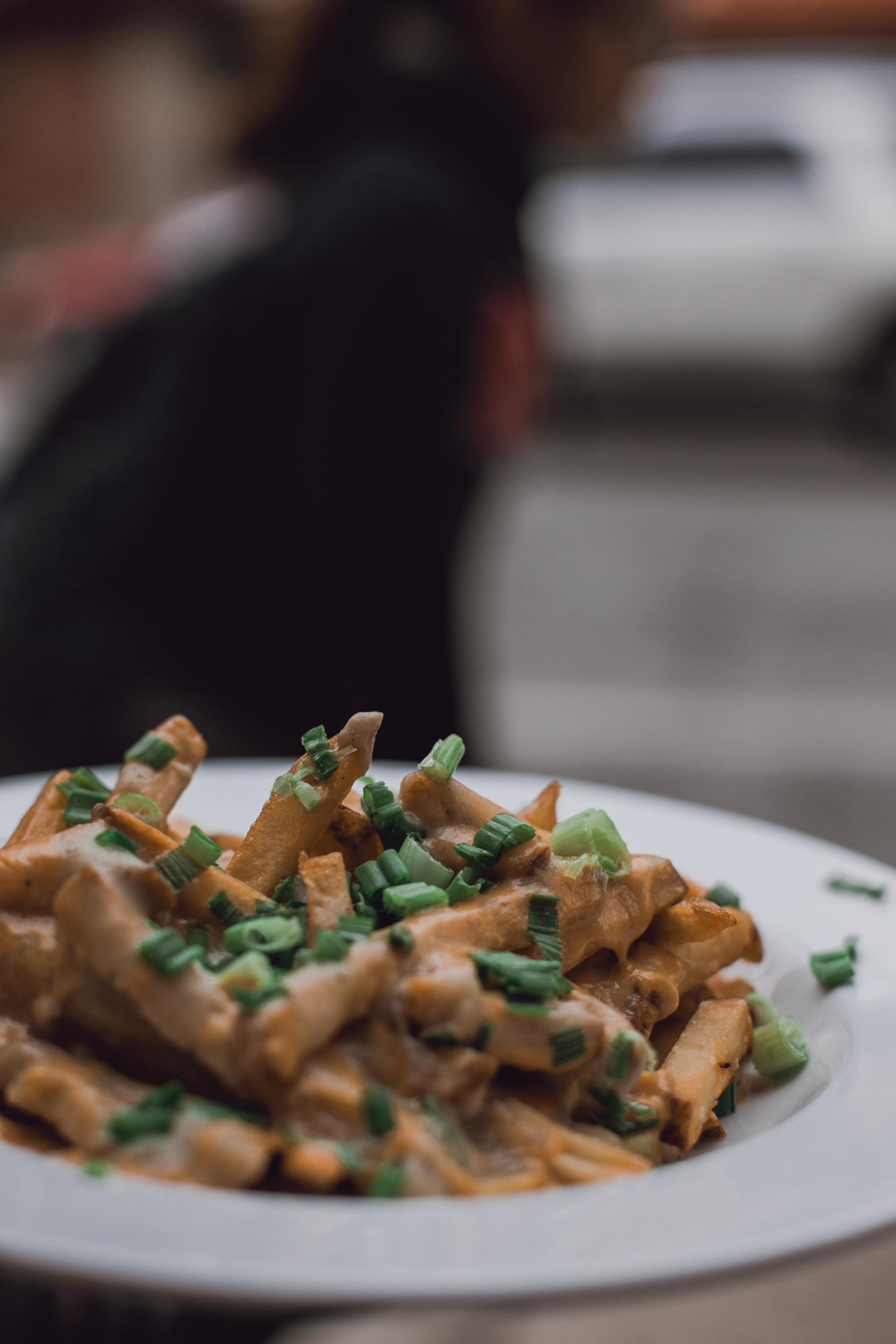 vegan diner chicago, Chicago Restaurant, the chicago diner, meat free since '83, french fries in chicago, putine fries in chicago, vegan food in chicago-www.rachelsmak.com7.jpg