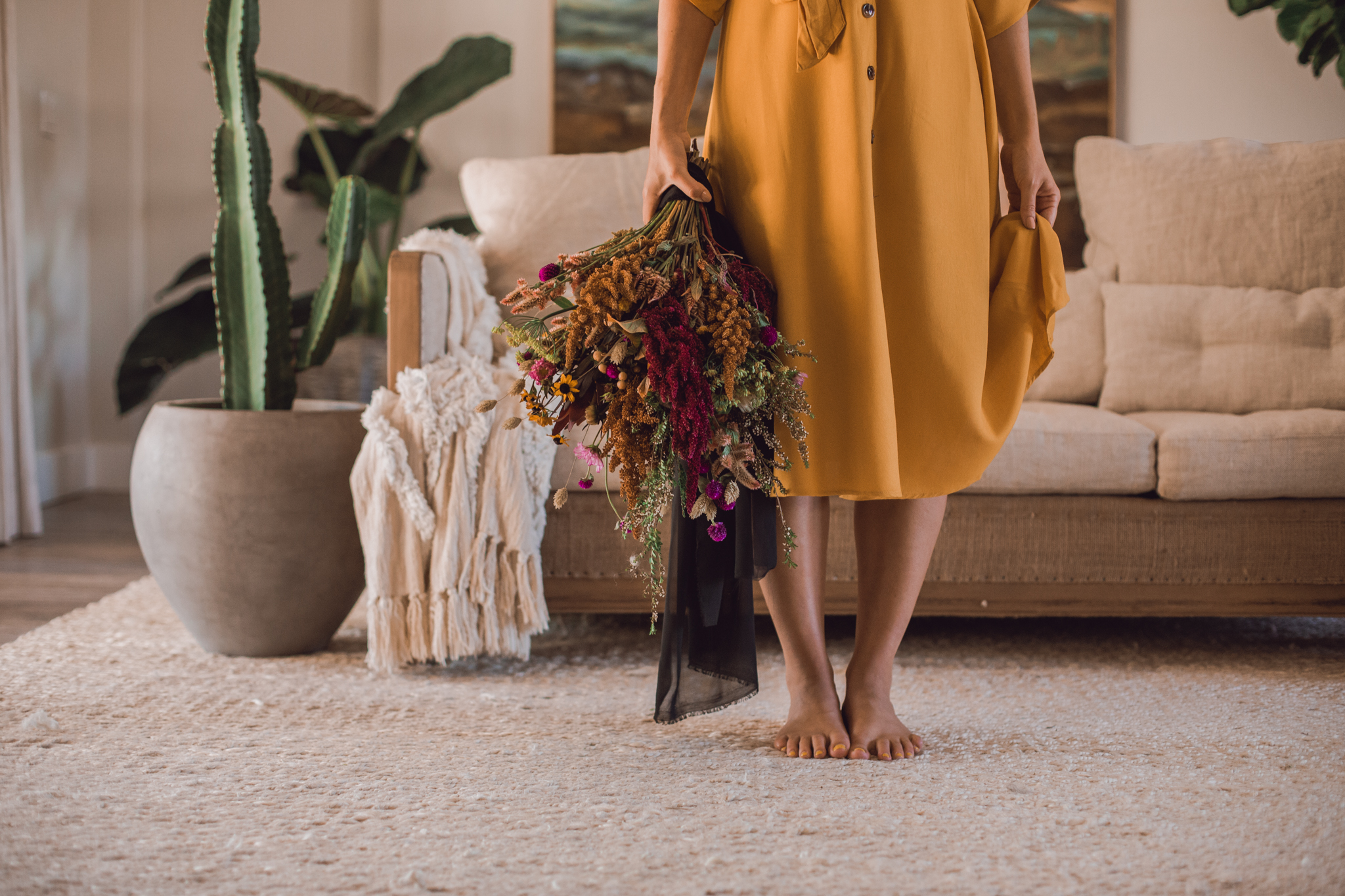 forever-21-yellow-dress-floral-the-botanical-studios-raven-hill