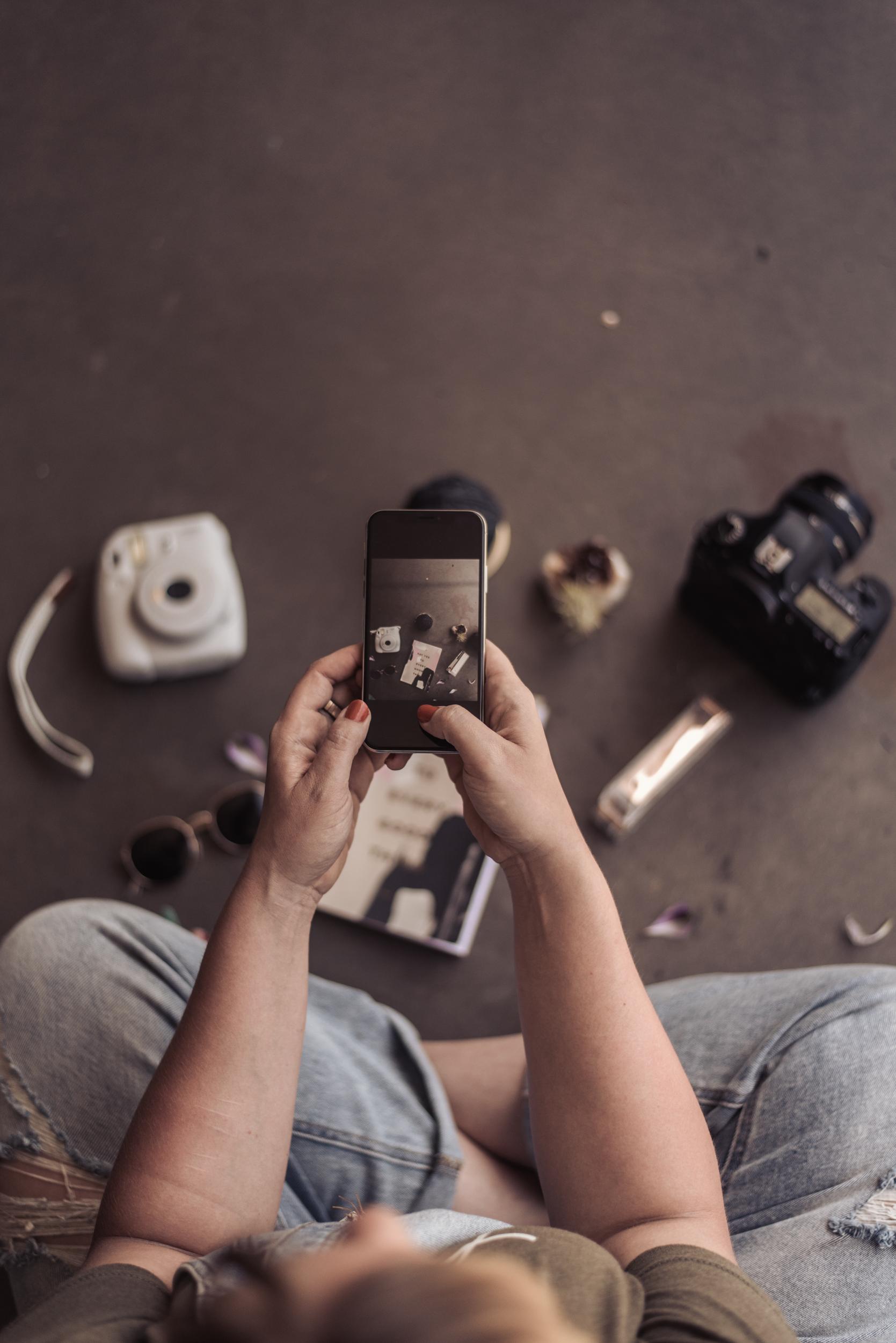7 Hacks to Capture Better Instagram Photos, flatlay, flatlay photography, giant coffee phoenix arizona-www.rachelsmak.com7.jpg