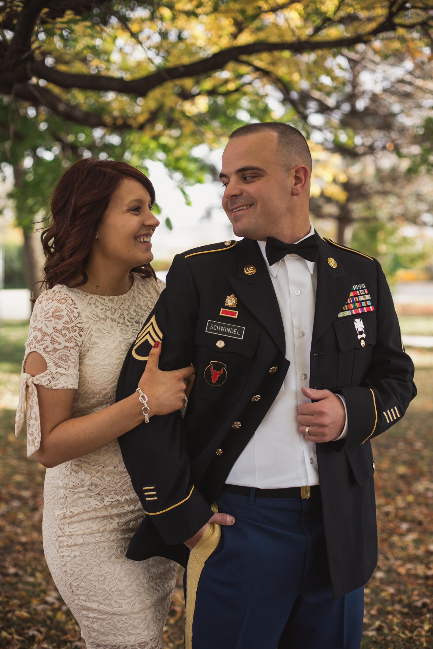 Fort Snelling Elopement St. Paul, MN, Fort Snelling Elopement, Military Elopement, Intimate Military Wedding, intimate elopement wedding-www.rachelsmak.com9.jpg