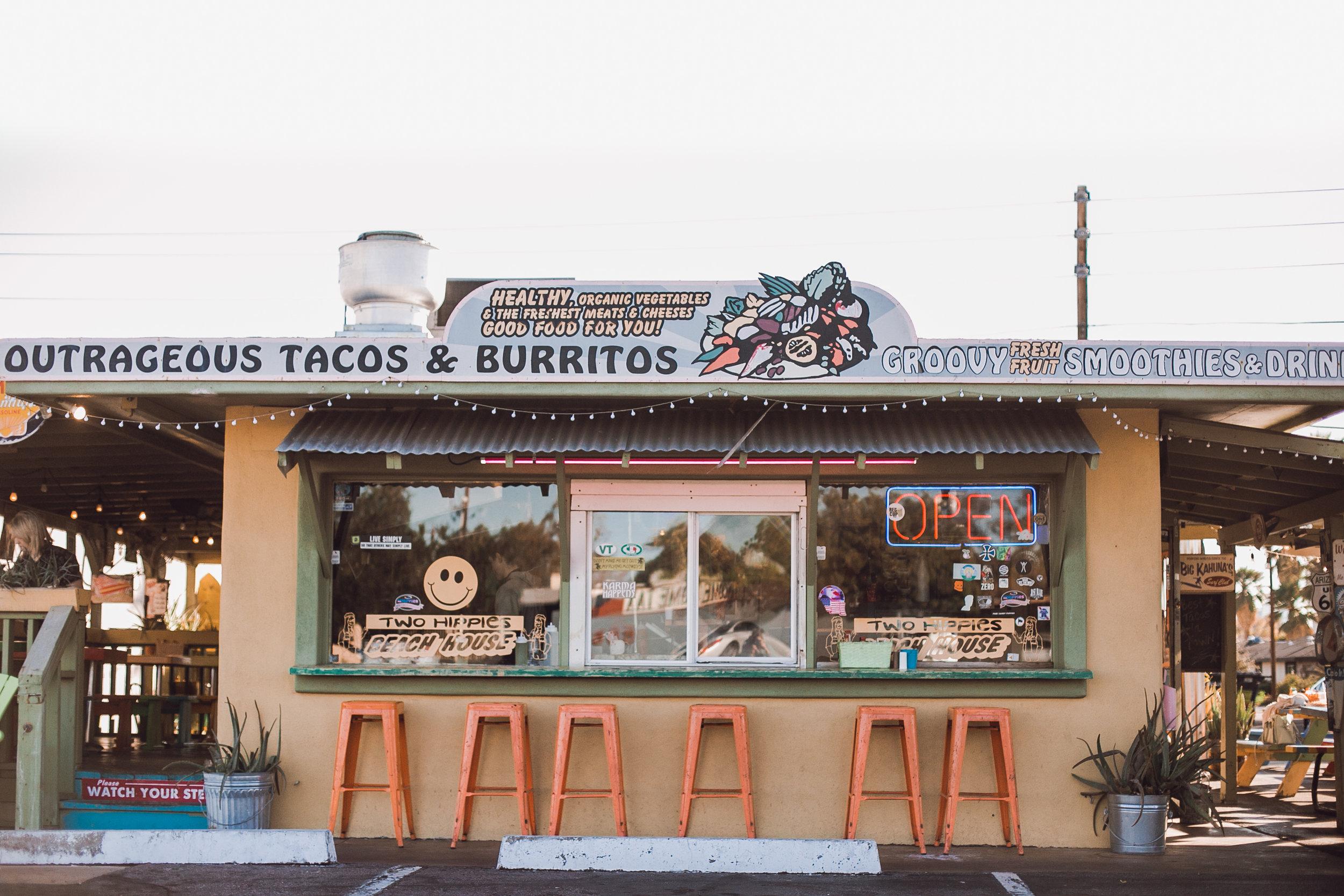 The Beach House Arizona AZ Baja California Taco Fai