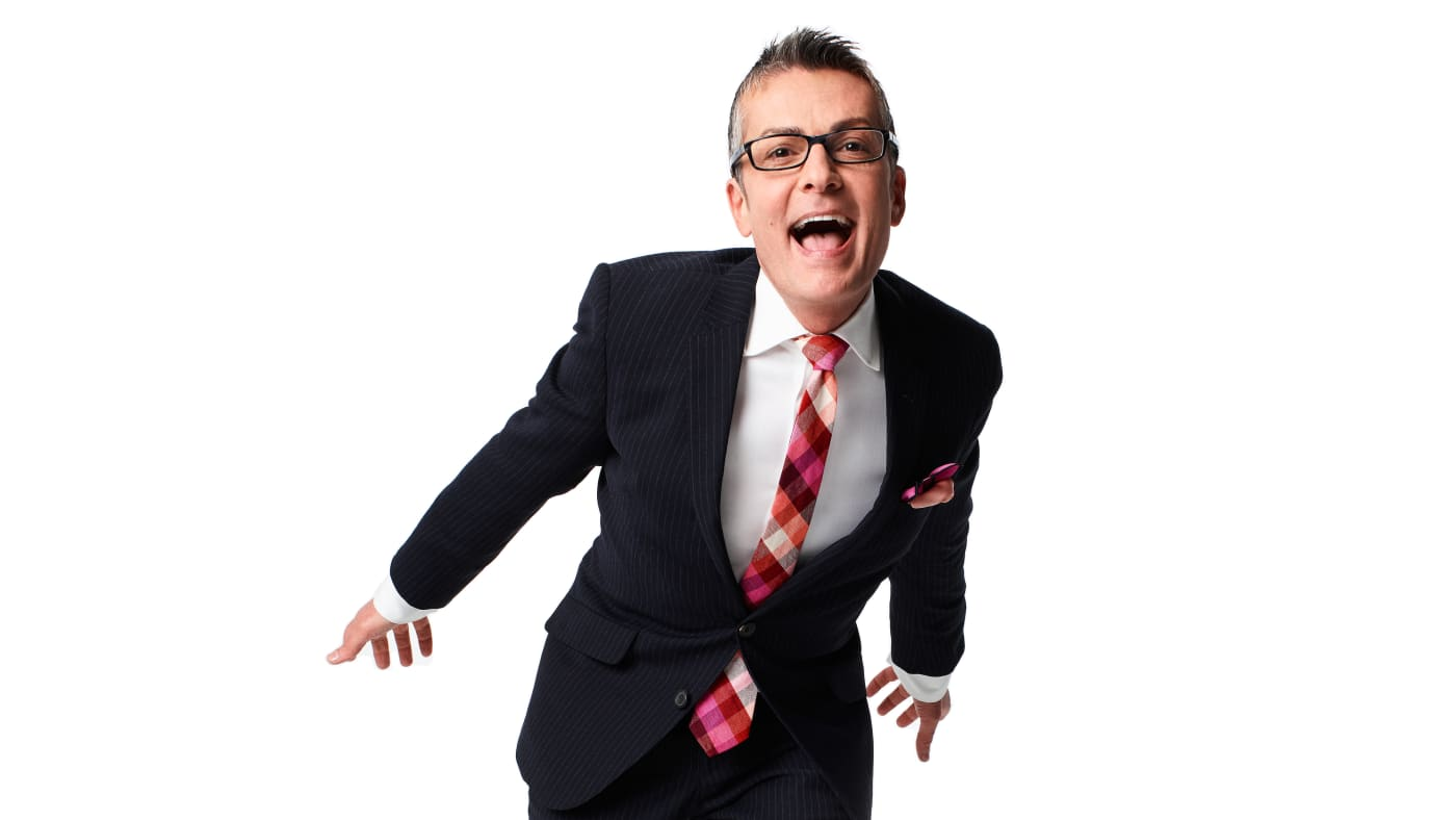 Randy Fenoli of Say Yes To The Dress