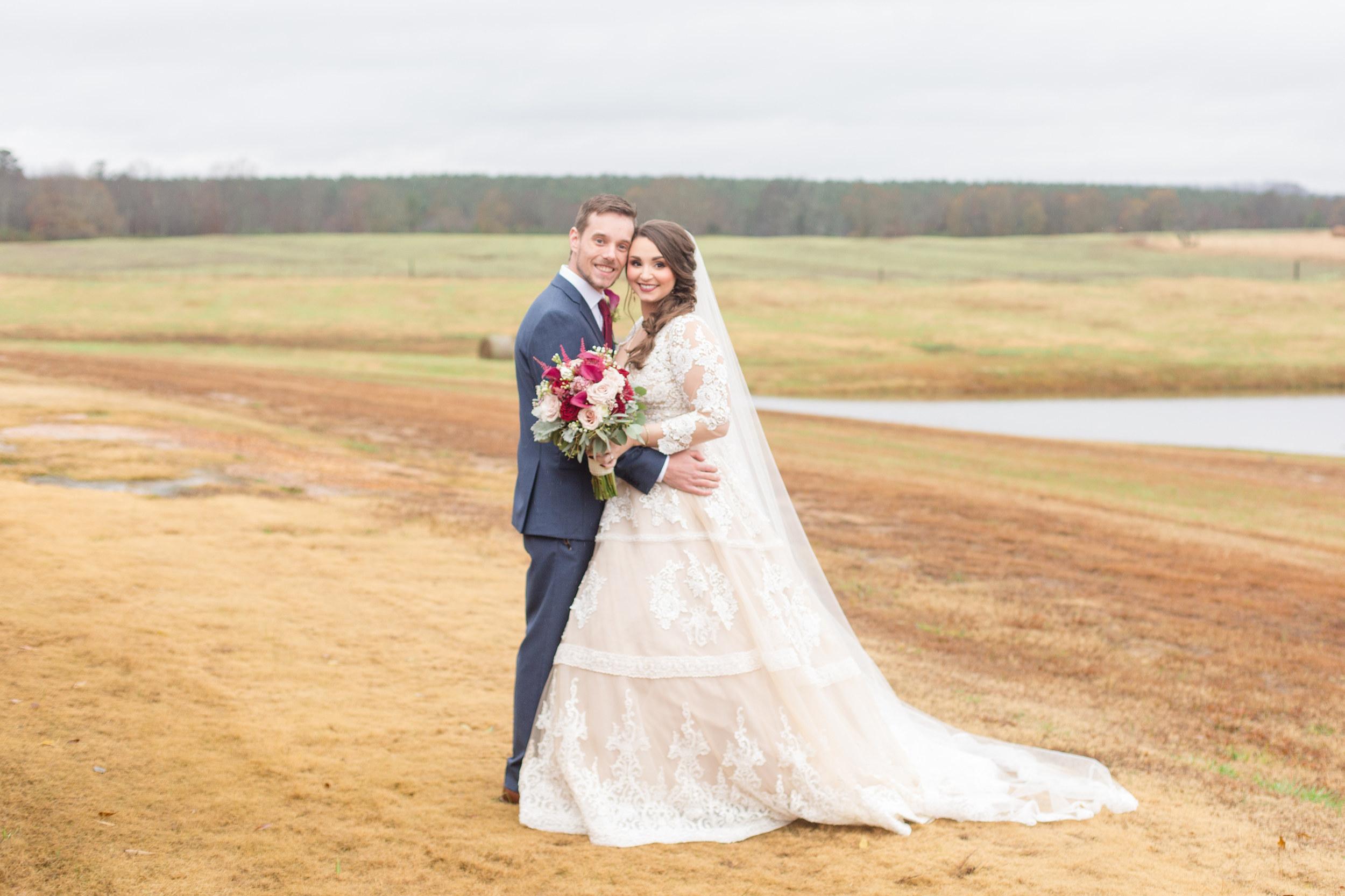 Randy Fenoli Bride - Crissa & Alex