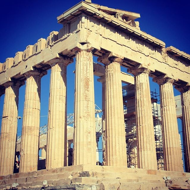 Greece was amazing! So much history and culture that has directly influenced our perspectives. From philosophy to sport, this great civilization has shaped the way many of us see the world.