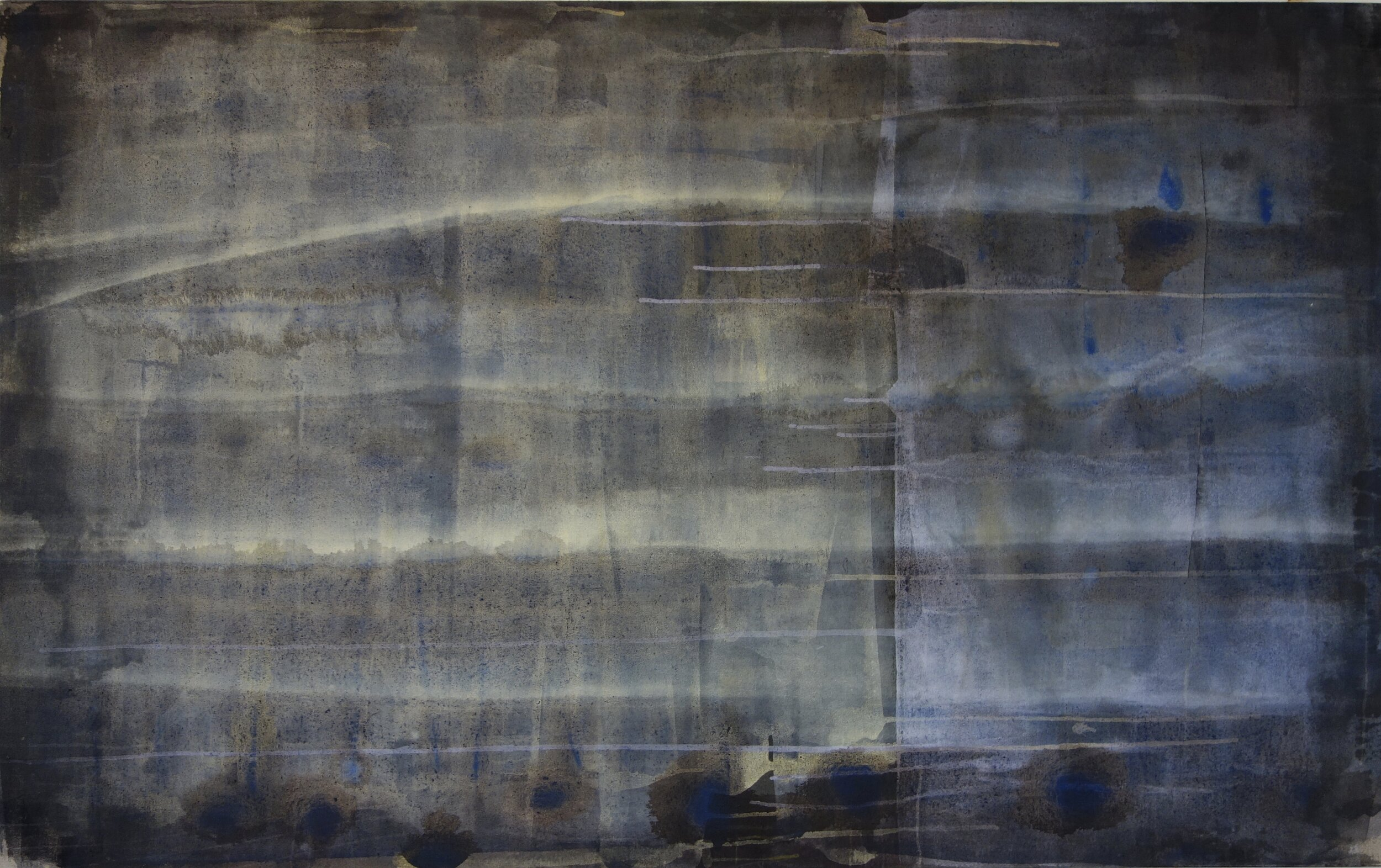 Painting 100 x 120, 2019