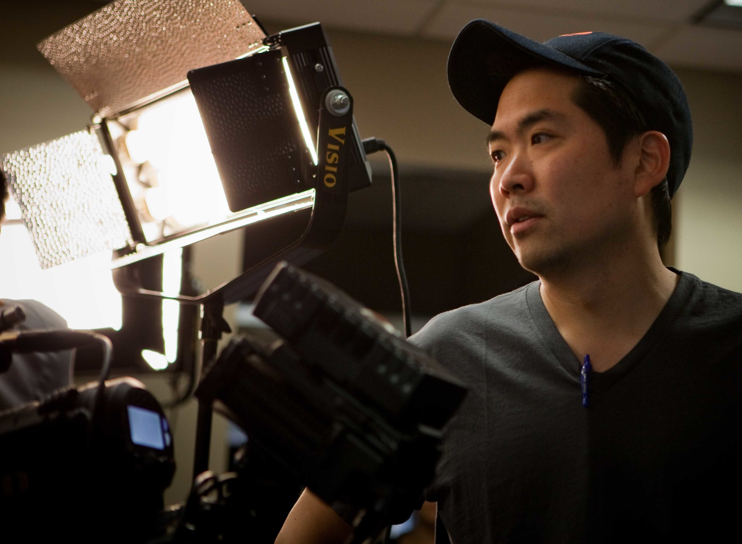 ANDREW PANG - Director, Producer