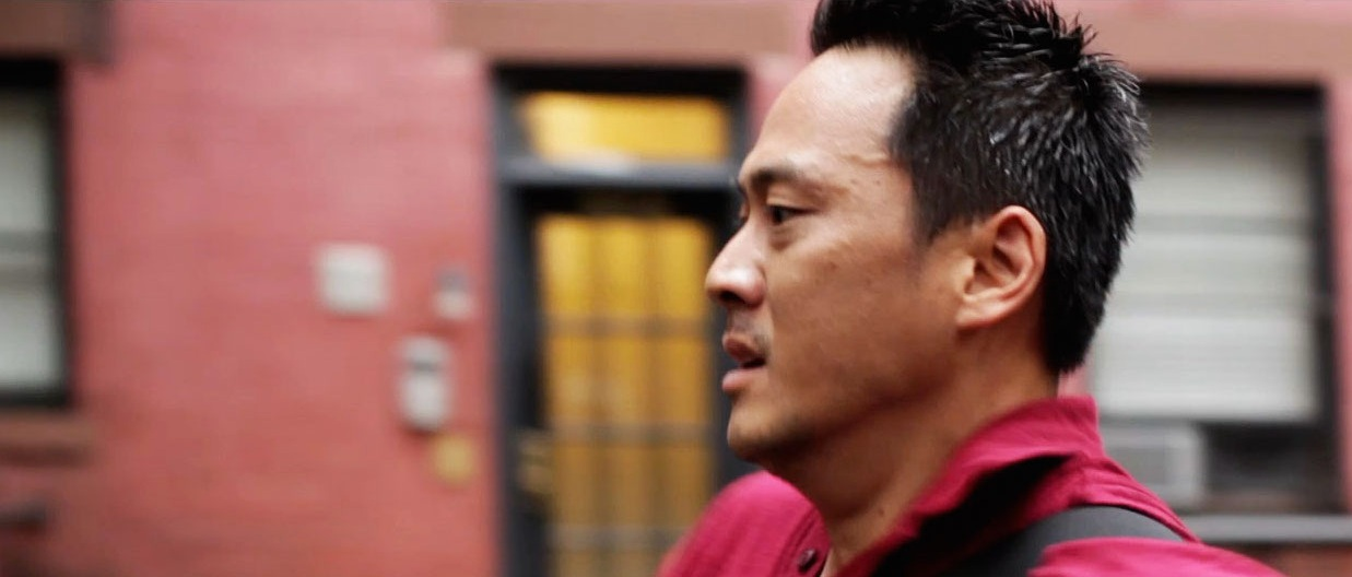 Paul Juhn in Three Minutes; Cinematographer - Ramsey Fendall; Director - Andrew Pang
