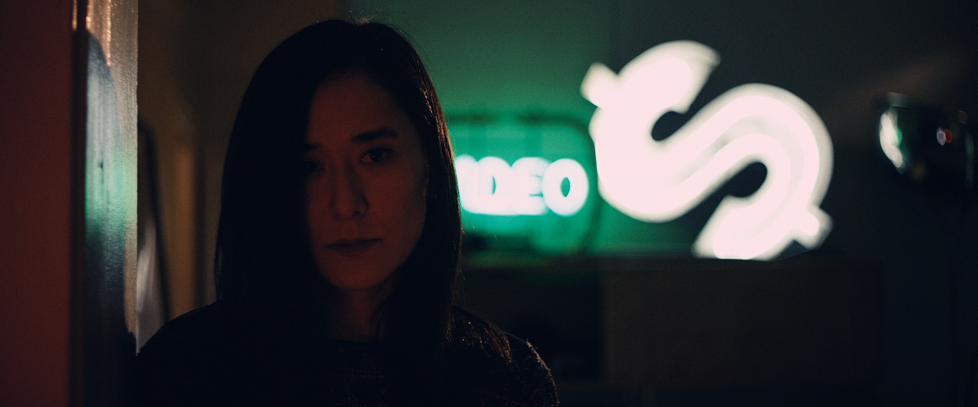 Jennifer Ikeda in Swing; Written by Sung Rno; Cinematographer - Ramsey Fendall; Director - Andrew Pang