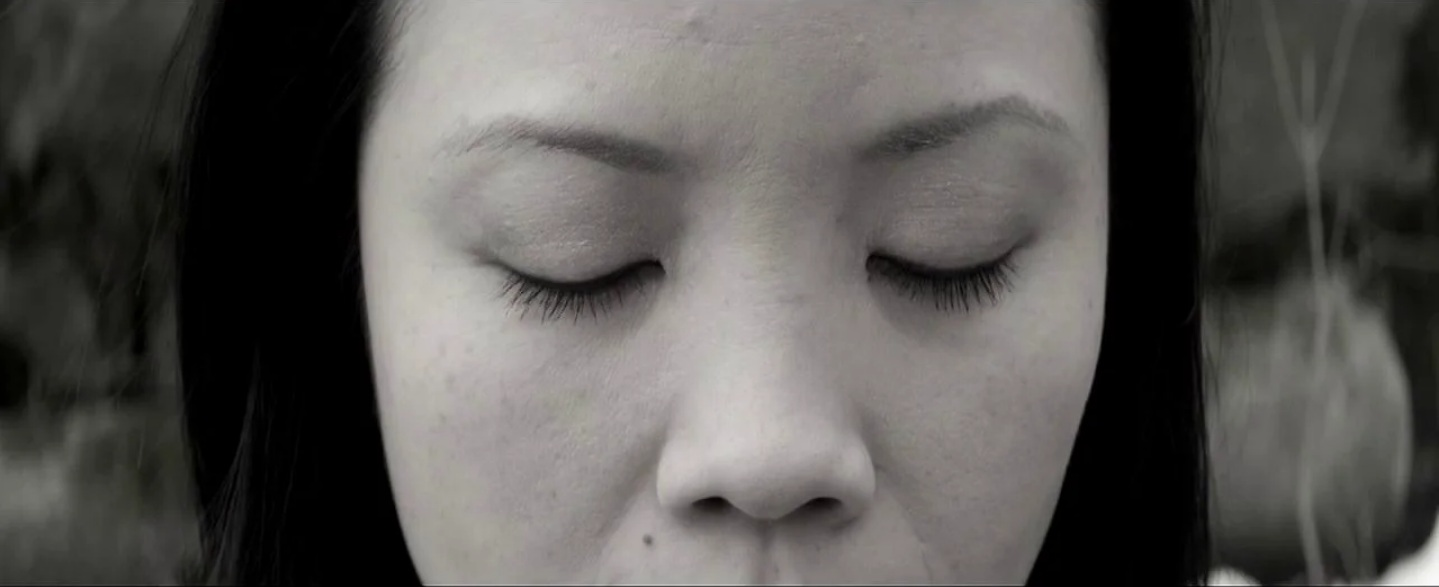 Tina Chilip in A Dream Play Teaser No. 1; Cinematographer - Ramsey Fendall; Director - Andrew Pang