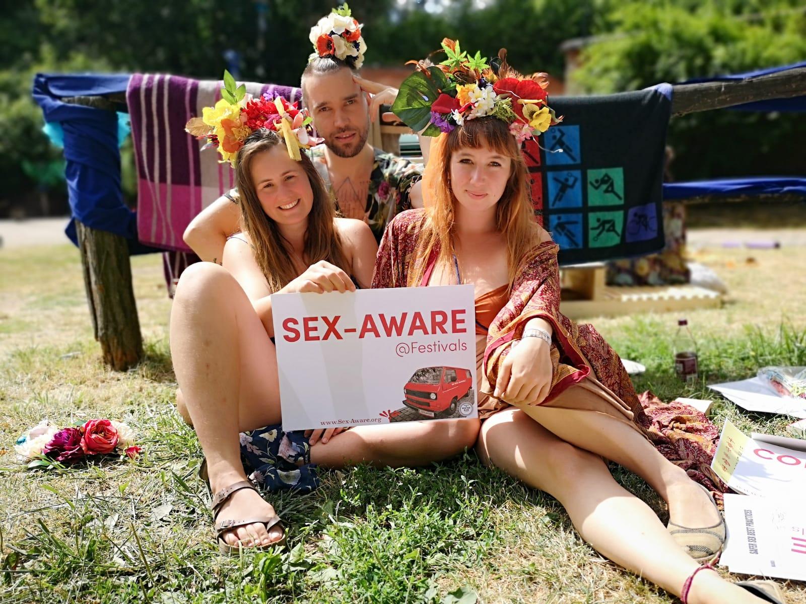 Sex-Aware@Festivals -
