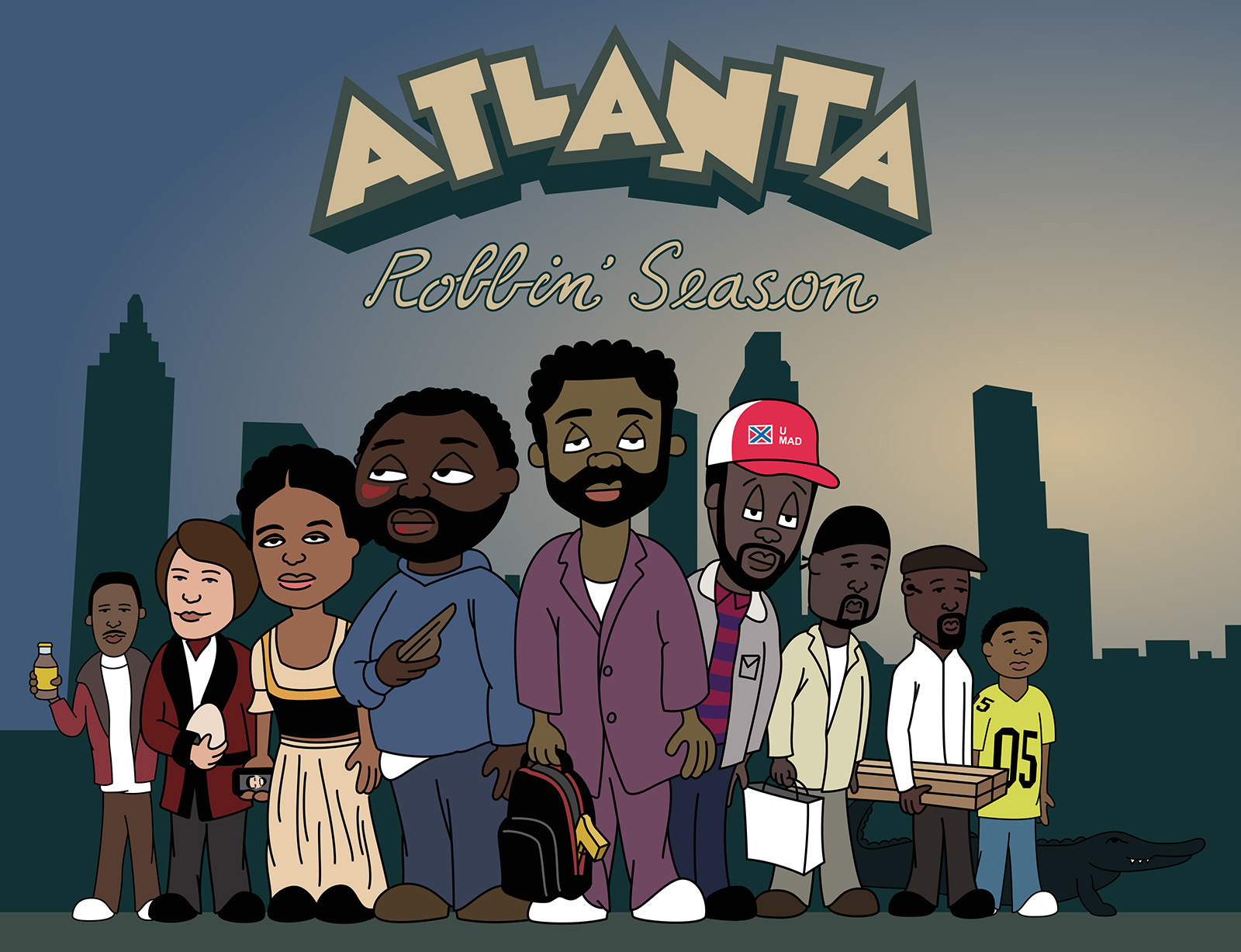 Atlanta - Robbin' Season