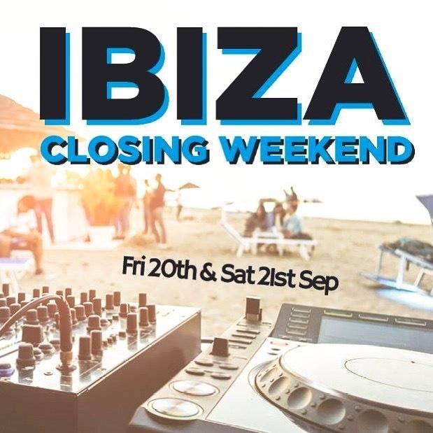 Ibiza Closing @pryzmbrighton TONIGHT!