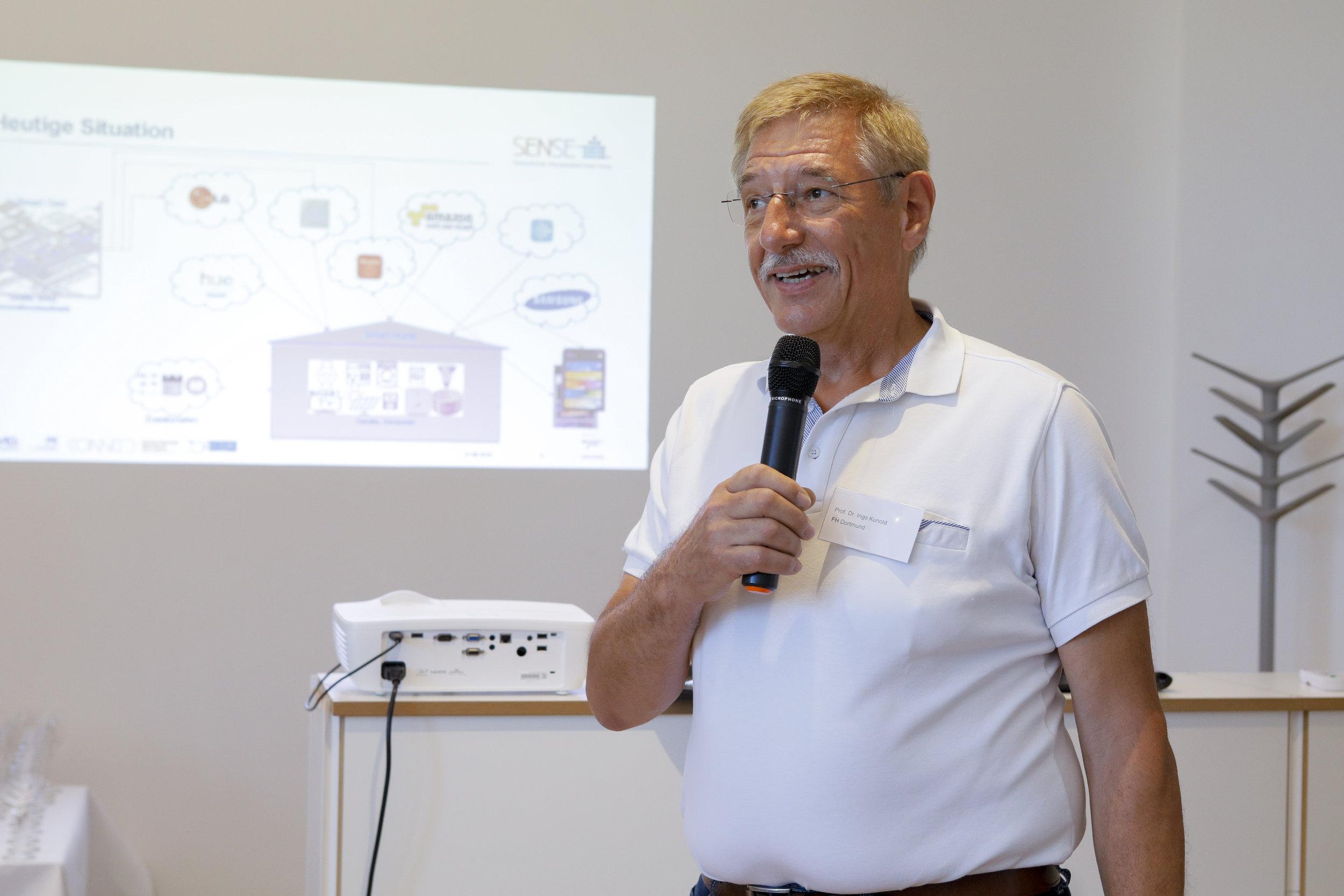 Prof. Ingo Kunold, FH Dortmund