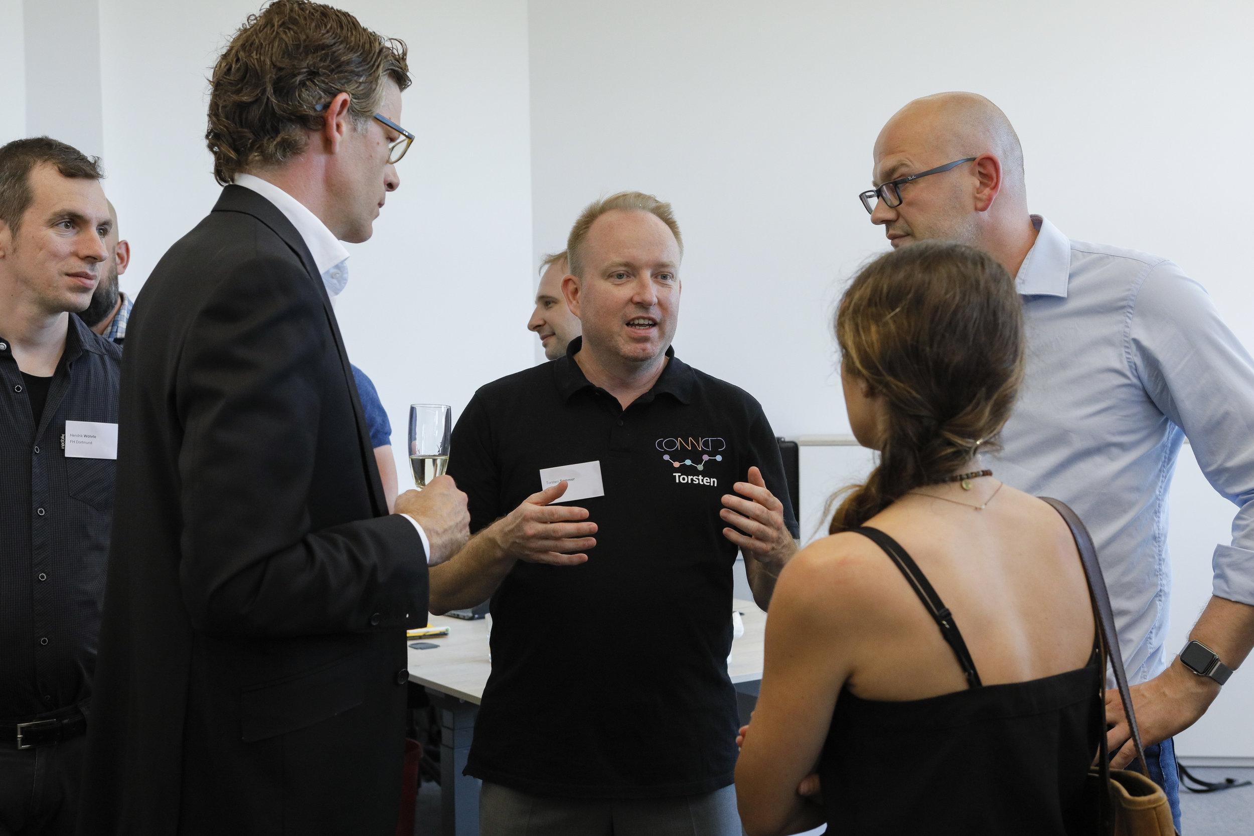 Torsten Sommer, Leiter IoT Lab, IoT connctd