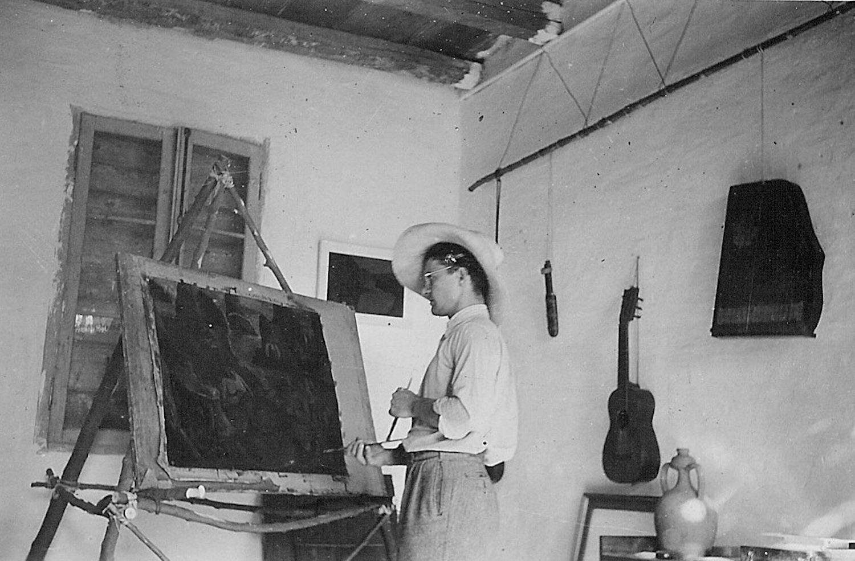 Studio in Guatemala