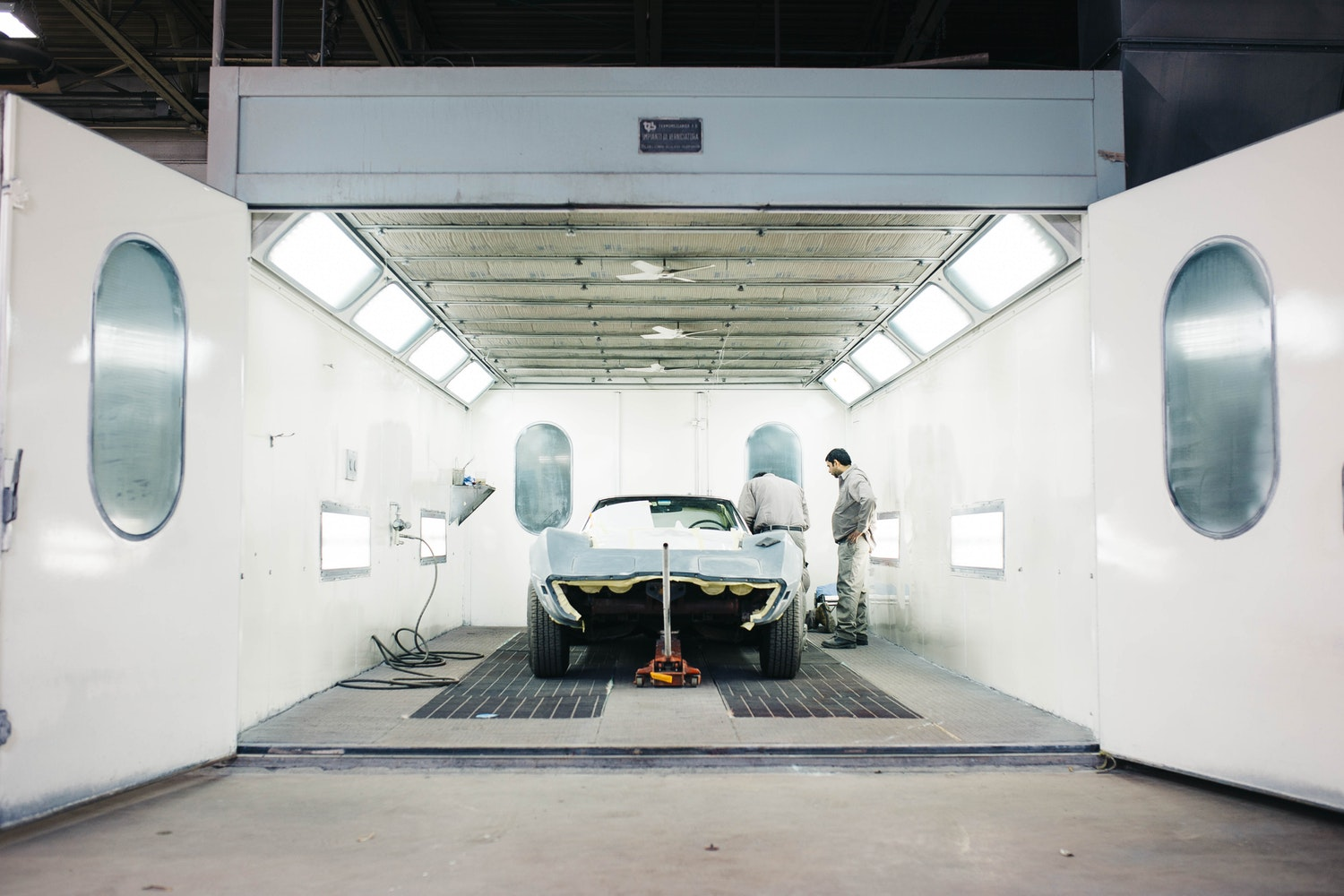 "Commitment - We like the term ""pre-accident"" condition. Meaning, we will repair your vehicle to the highest level of quality."