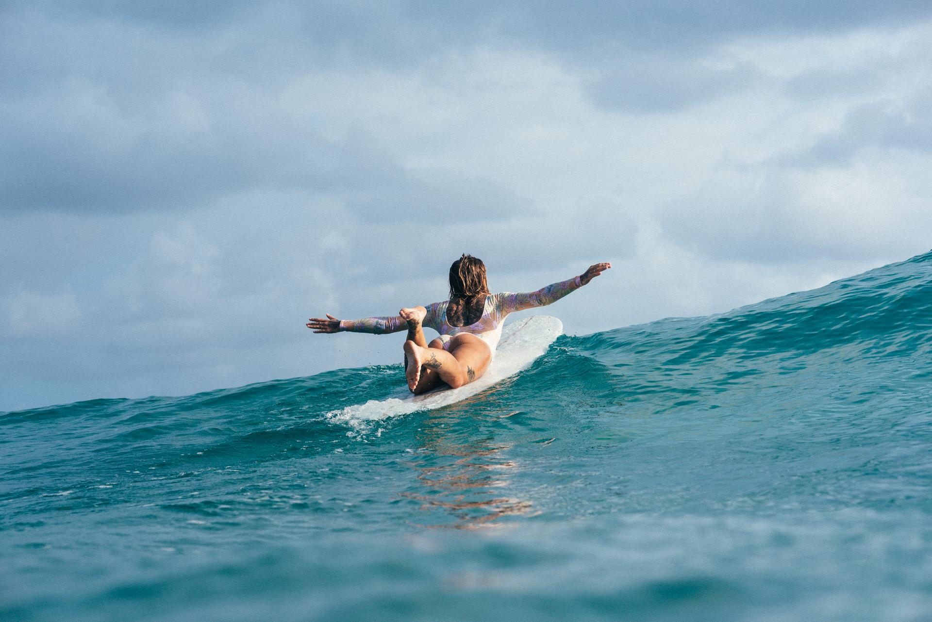 Noosa Heads Longboarding