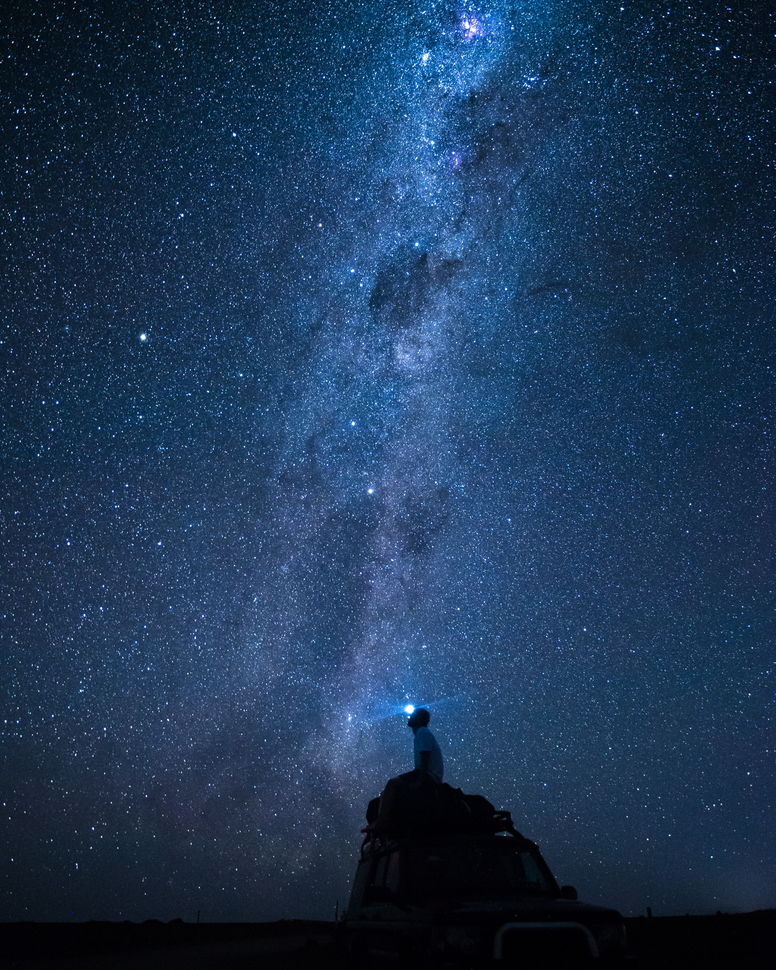 Australia Milky Way Yamba