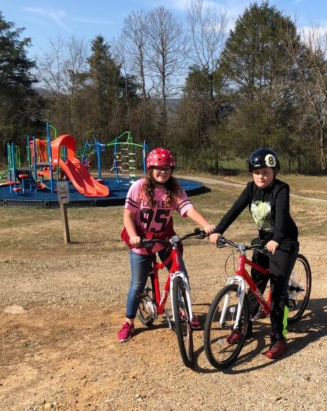 Two Girls on Bikes.jpg