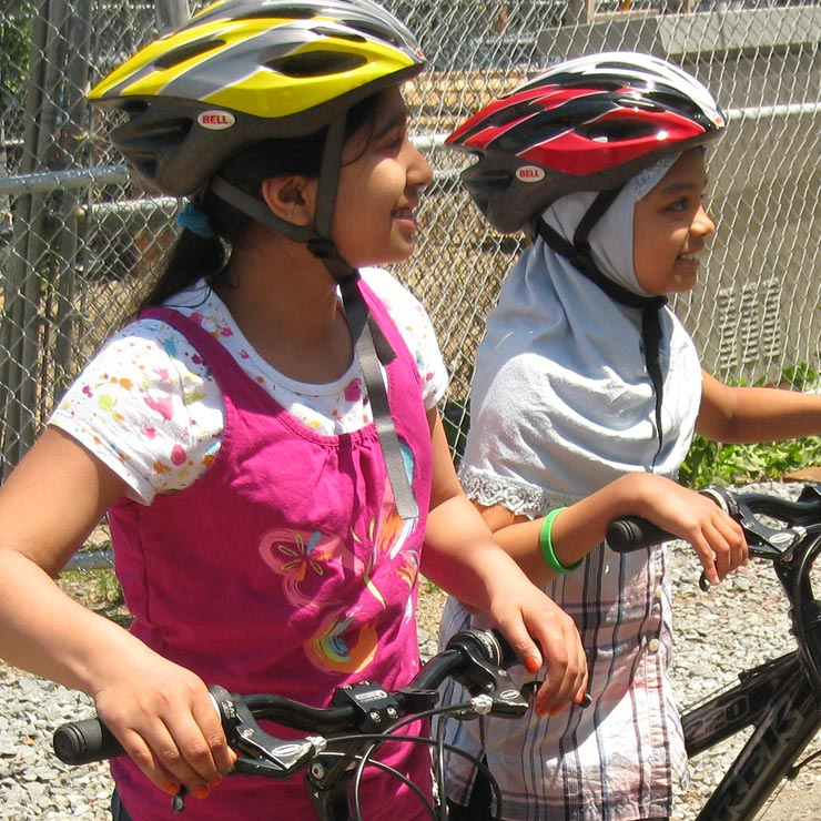Make a Donation - Your tax-deductible donation to CYCLE Kids goes directly towards funding our existing programs and opening new programs!