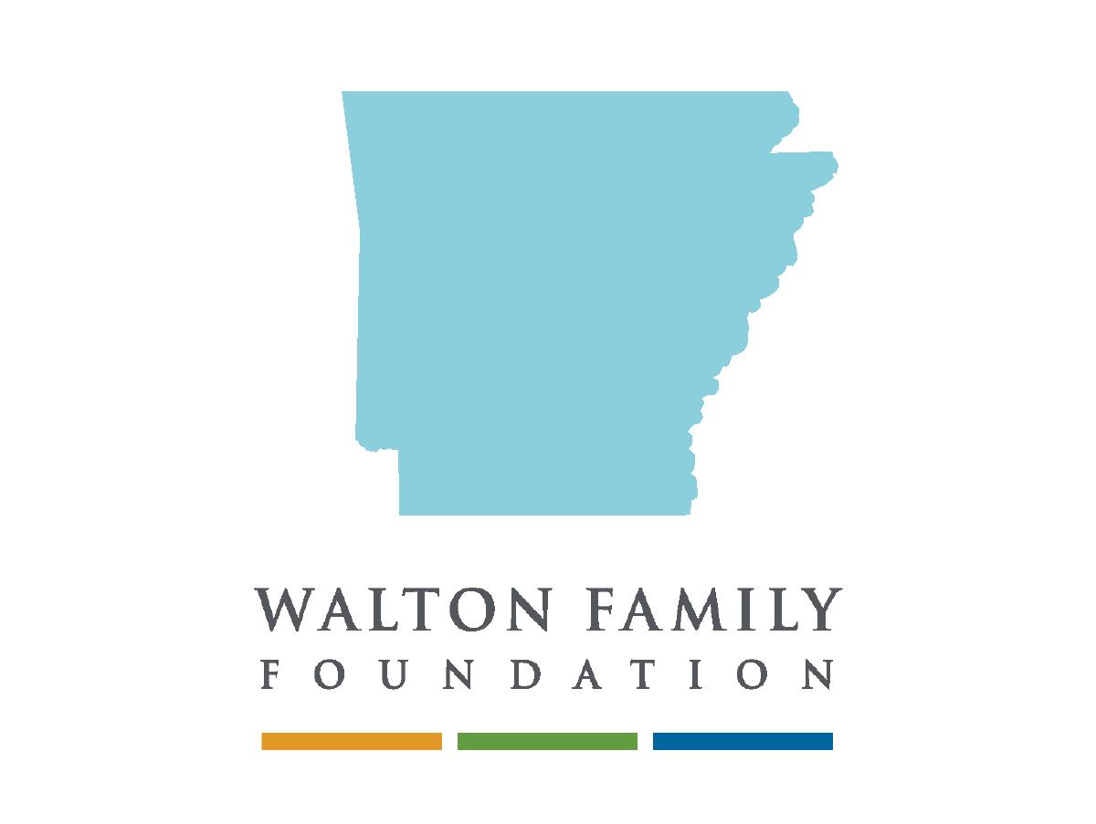 2018 - Ozark mountains programs in Arkansas open in partnership with the Walton Family Foundation.