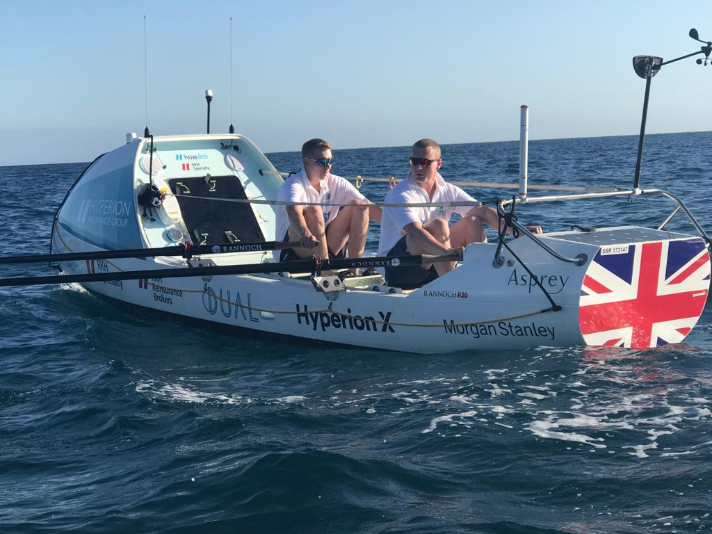 "About - Find out about our ""oarsome""challenge"