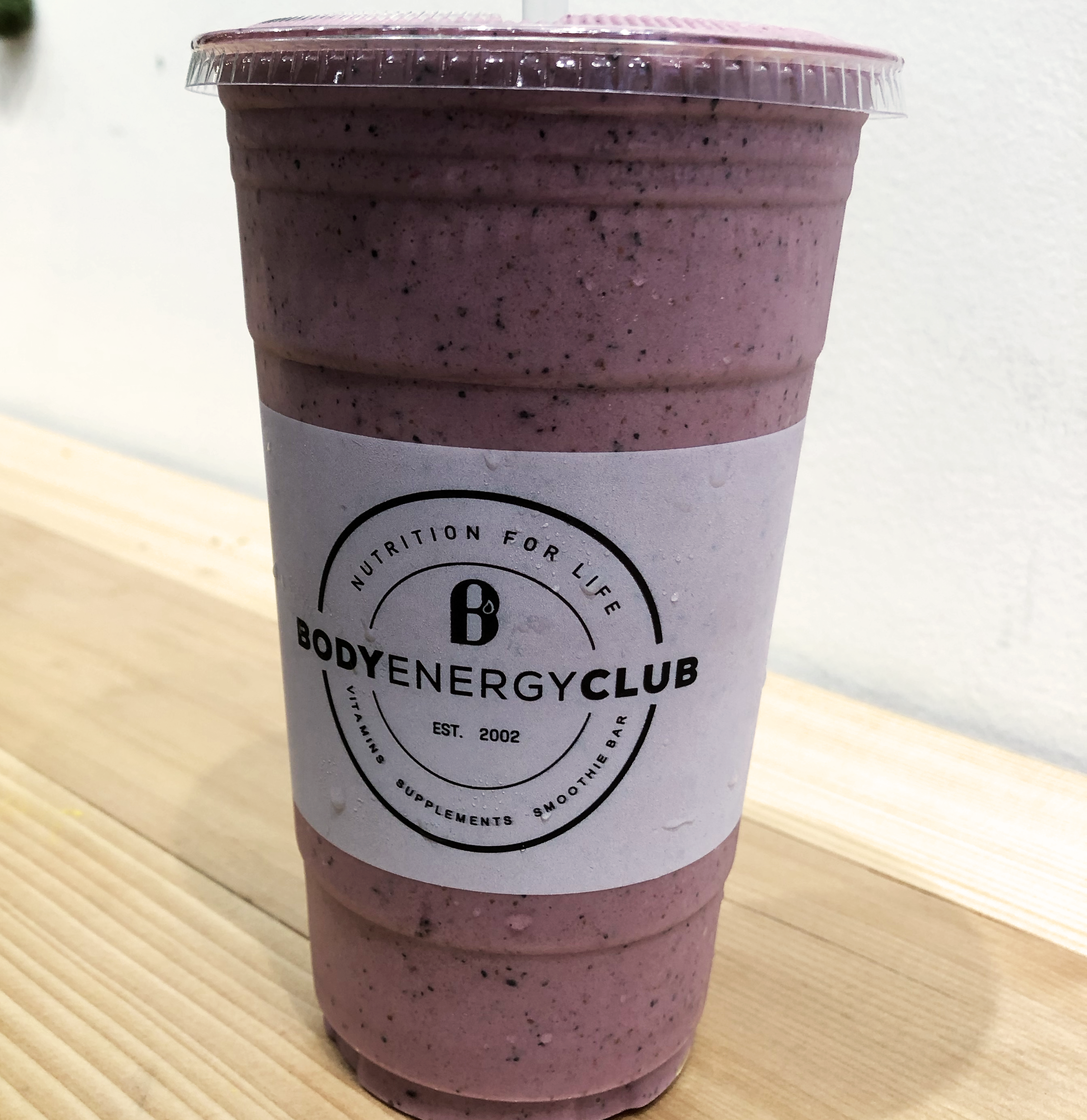"Lunch: PB&J smoothie - FYI I took a 40 minute bus trip just to get this smoothie. Friday was a particularly emotional day for me though and I needed an excuse to leave the house, so I think this smoothie was warranted and should be filed under the ""self-care"" category."