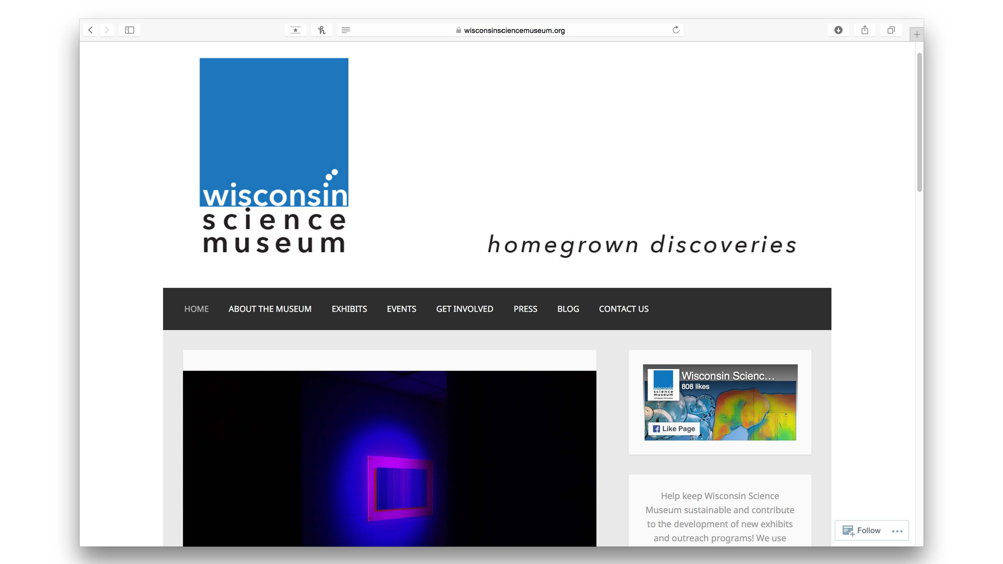 Wisconsin Science Museum