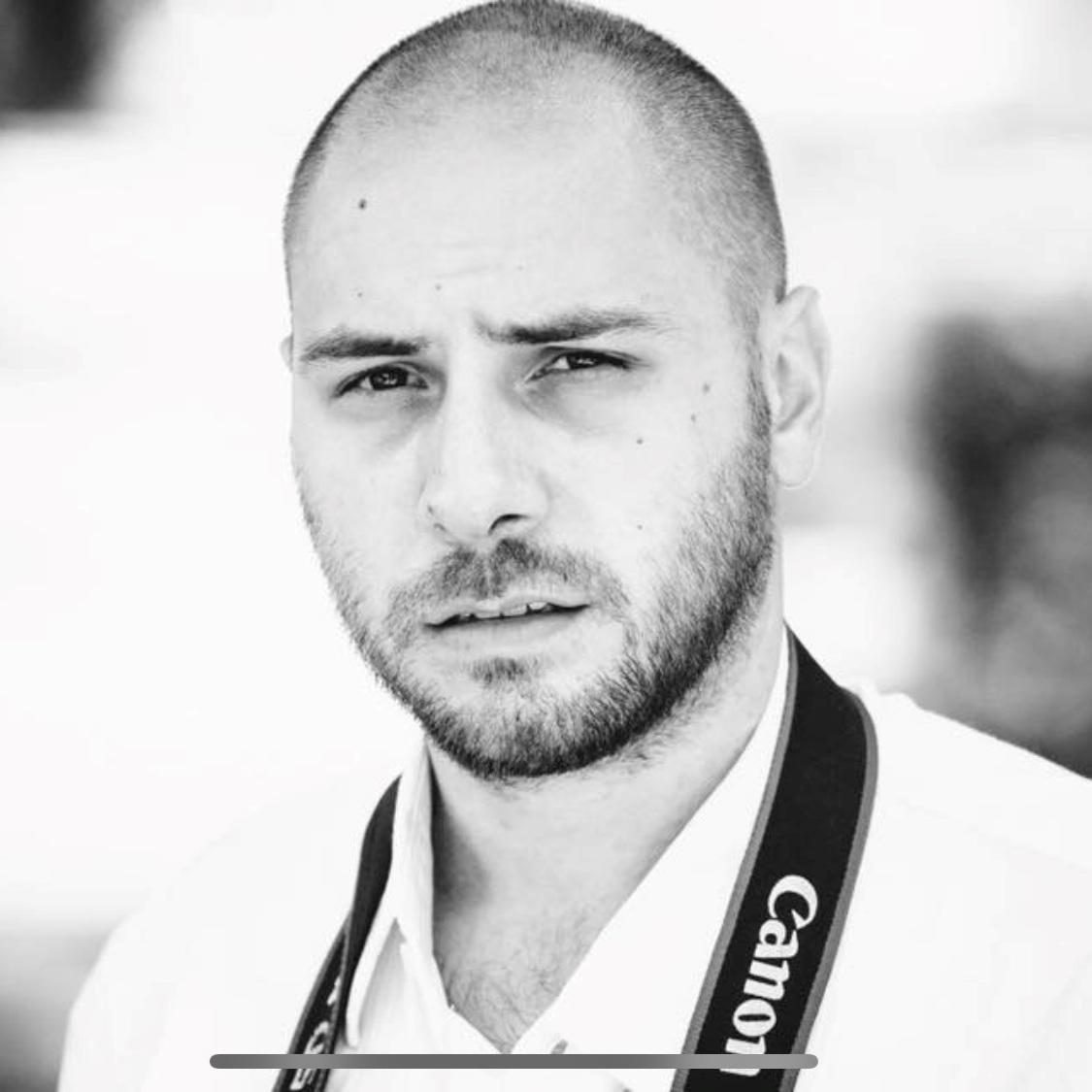 MICHAEL SHERSHEBOVICH   Videographer