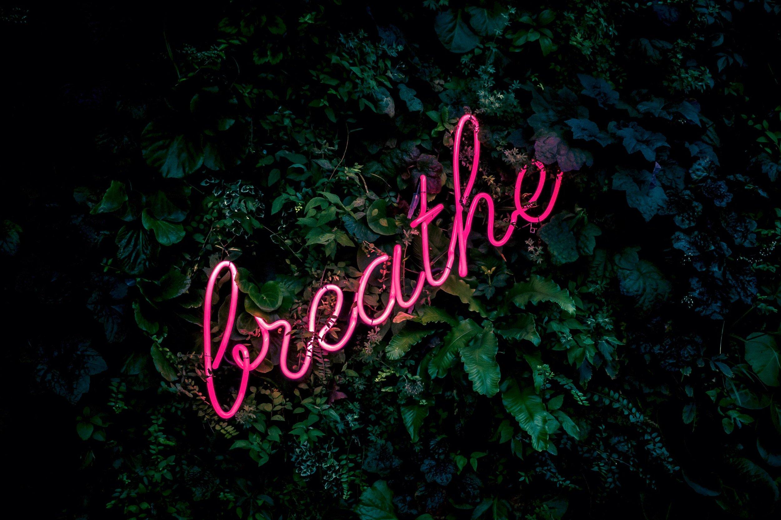 angelic breathwork -