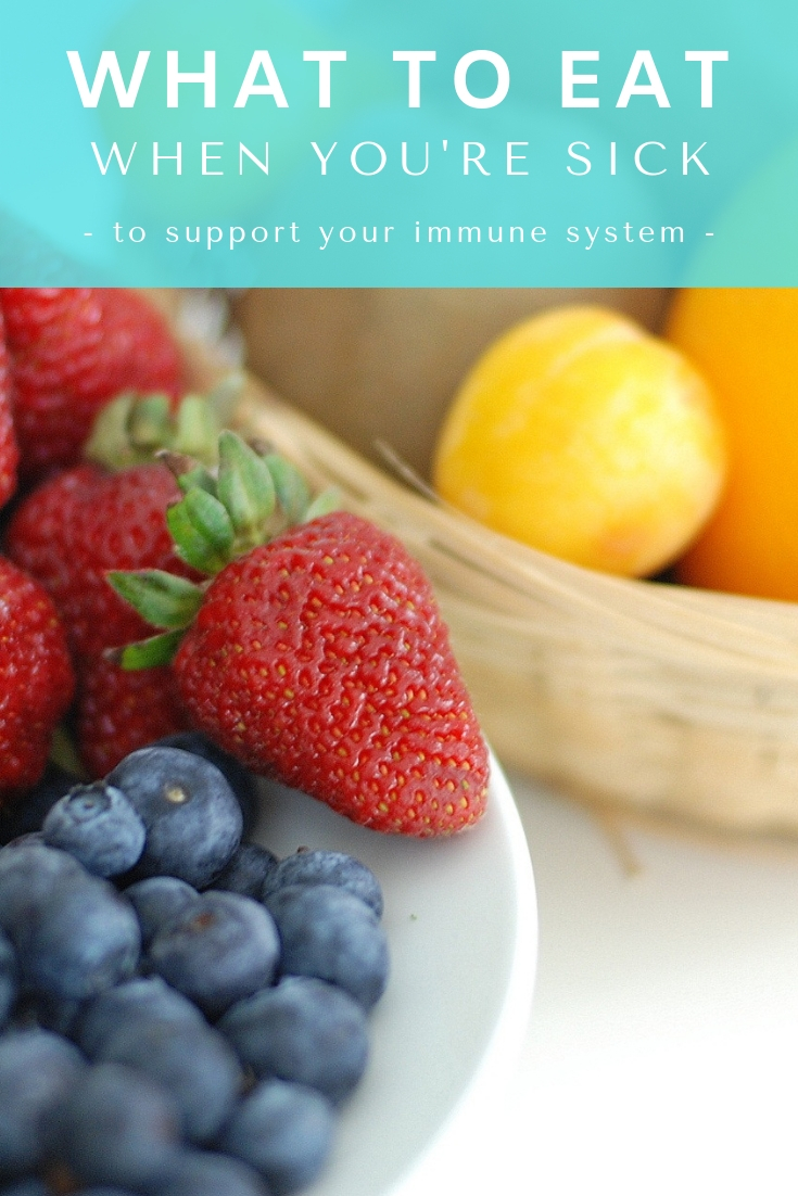 Fresh berries support your immune system.