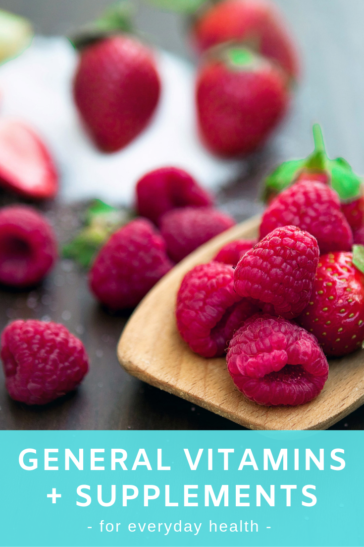 Berries are a natural vitamin with antioxidants for everyday health.
