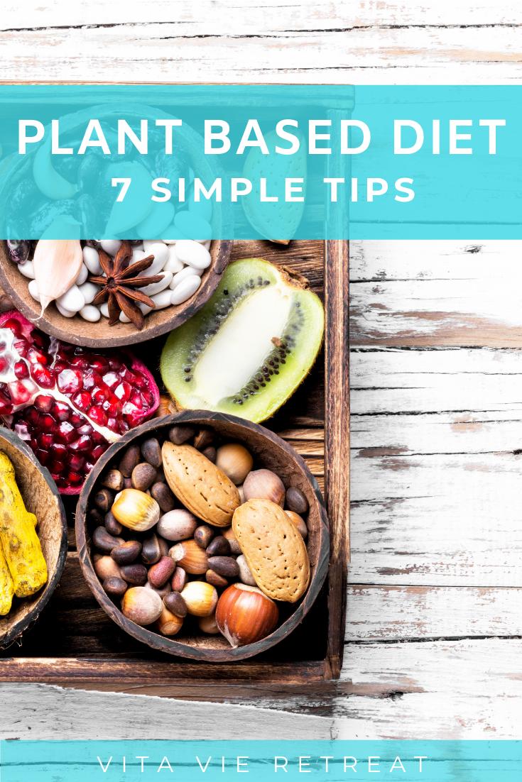 Plant based food.