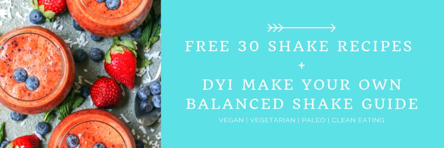 Superfood protein smoothie guide by vita vie retreat.