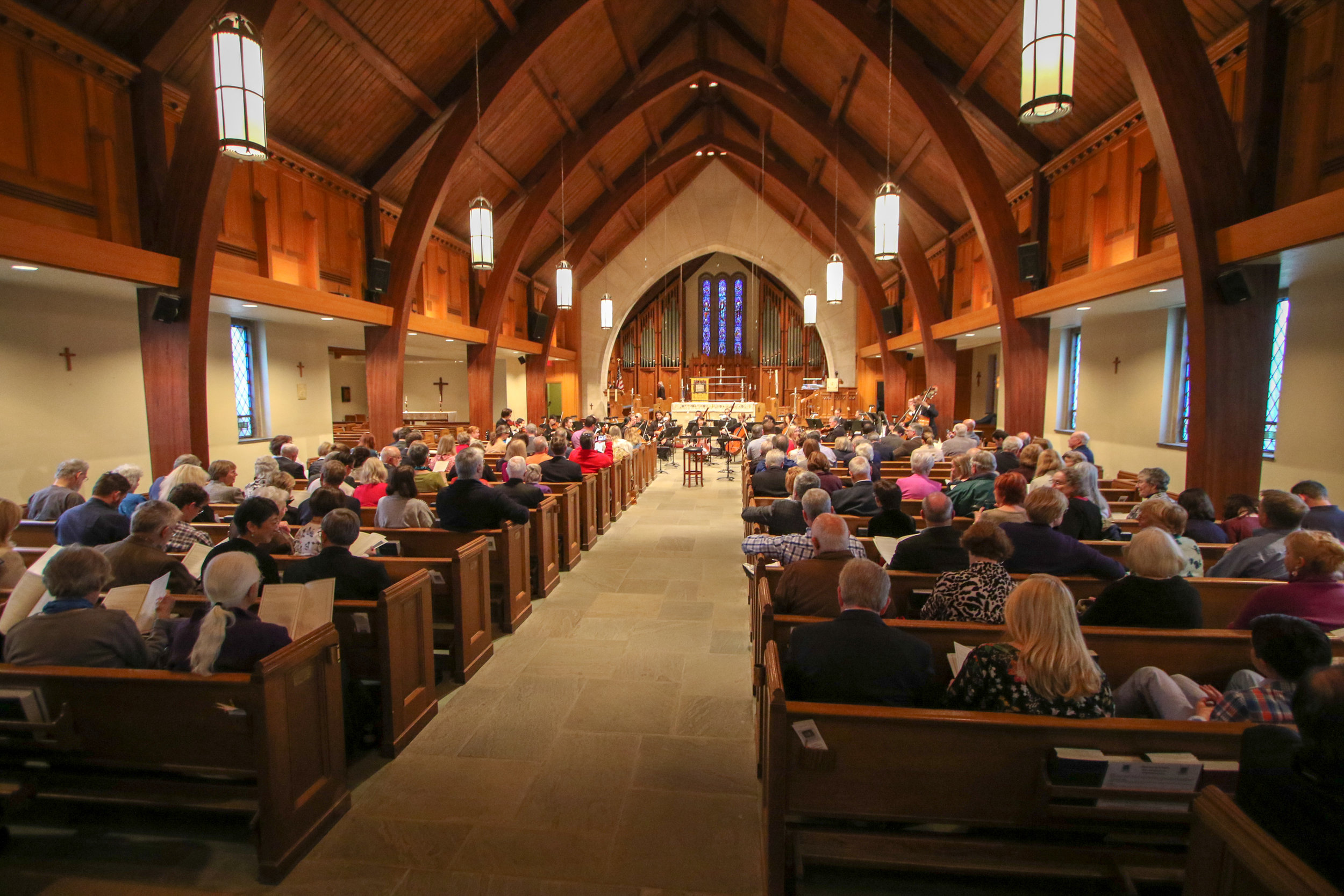 Support Steeple Concerts - Ticket sales only cover a portion of the operating expenses of the series. Your secure online contribution gives us the opportunity to maintain the highest level of performance while still being both accessible and affordable for our audiences.