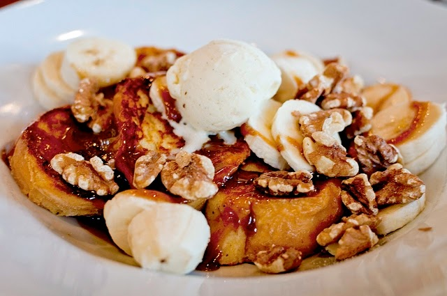 Bananas Foster. Edited. Source:  VXLA .