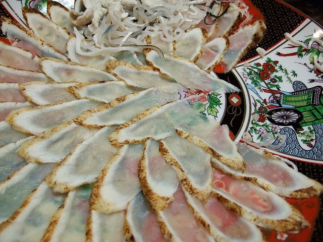Fugu Fish. Source:  Toyohara