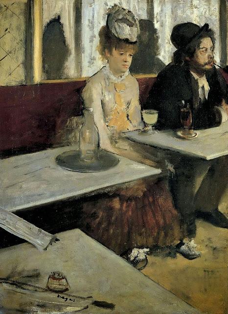 Edgar Degas, via  Wikimedia Commons